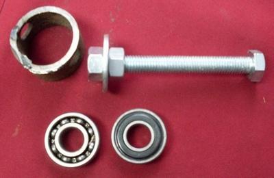 Metall Bohrfutter Schlüssel Presse Kegel Montiert Drehmaschine Austausch