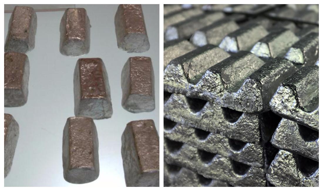 Удельная температура плавления алюминия
